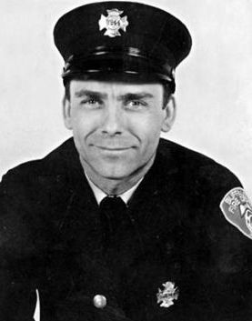 Firefighter Don Herbert