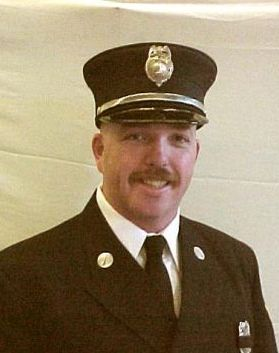 "Firefighter Lt. Charles ""Chip"" McCarthy"