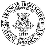 St. Francis High School [Athol Springs, NY]
