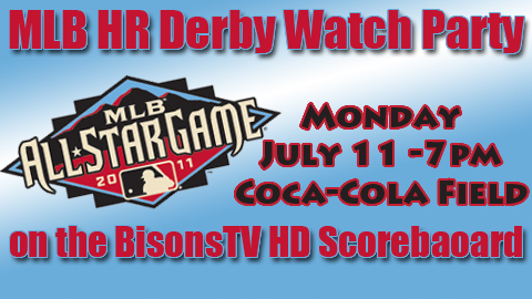 MLB HR Derby Watch Party [Buffalo, NY]