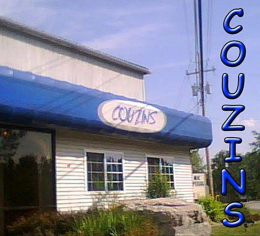 Couzin's [Boston, NY]