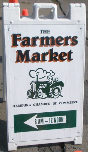 The Farmers Market [Hamburg, NY]