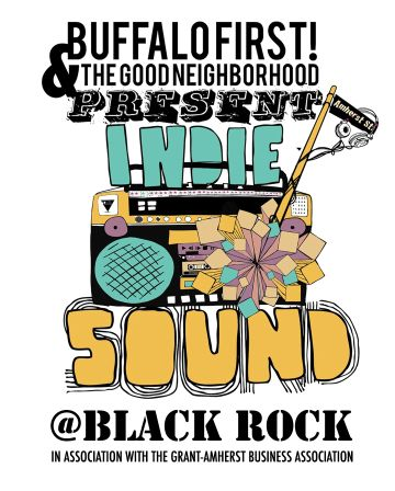 Indie Sound @ Black Rock Music Festival [Buffalo, NY]