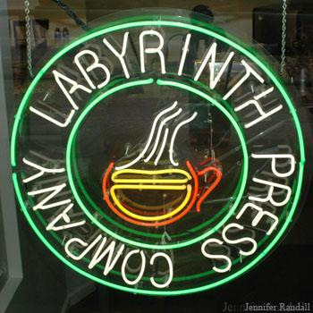 Labyrinth Press Company [Jamestown, NY]