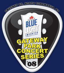 Labatt Blue Light Gateway Park Concert Series [North Tonawanda, NY]