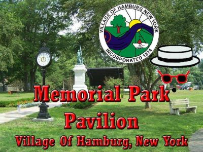 Memorial Park Pavilion [Village of Hamburg, NY]
