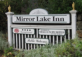 Mirror Lake Inn Resport & Spa [Lake Placid, NY]