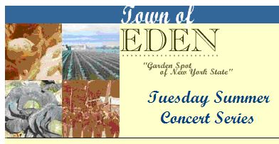 Tuesday Summer Concert Series [Eden, NY]